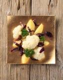 boczny naczynia warzywo Fotografia Stock