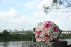 Boda de la flor Foto de archivo