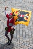 Boda de Landshut Fotografía de archivo libre de regalías