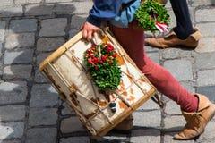 Boda de Landshut Fotos de archivo libres de regalías