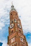 Boda de Landshut Fotografía de archivo