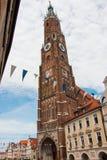 Boda de Landshut Imagen de archivo