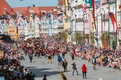 Boda de Landshut Fotos de archivo
