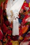 Boda del kimono Foto de archivo