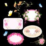 Boda Flower1 ilustración del vector
