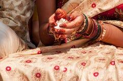Boda hindú fotos de archivo libres de regalías