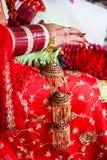 Boda india Fotografía de archivo libre de regalías
