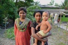 Boda temprana en la India Fotografía de archivo