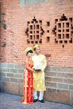 Boda tradicional en Vietnam Fotos de archivo libres de regalías