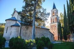 Bodbe kloster Arkivbild
