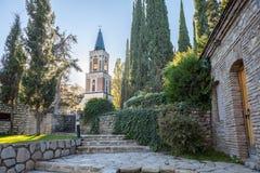Bodbe kloster Arkivfoto