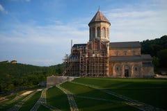 Bodbe-Kloster in Georgia lizenzfreies stockfoto
