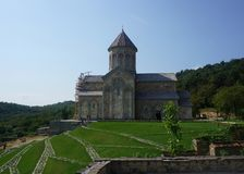 Bodbe klosterdomkyrka arkivbilder