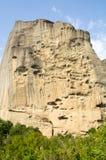 Bodde här de forntida munkarna Arkivbild