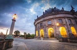 Bode музей, Берлин, Германия стоковое фото