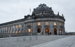 Bode art Museum Building in Berlin Germany Royalty Free Stock Images