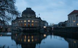 Bode art Museum Building in Berlin Germany Stock Photos