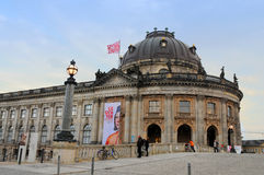 Bode museum Royalty Free Stock Photo