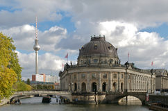Bode Museum Royalty Free Stock Photography