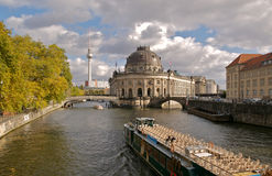 Bode Museum Stock Photo