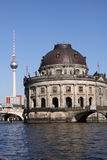 The Bode Museum, Berlin Stock Image