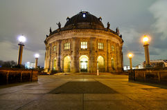 Bode museum in berlin Royalty Free Stock Photography
