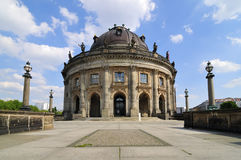 Bode museum in Berlin Royalty Free Stock Image