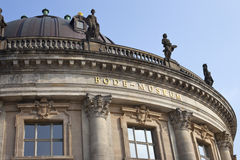 Bode Museum in Berlin Stock Photos