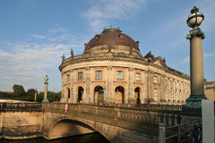 Bode Museum in Berlin Royalty Free Stock Photo