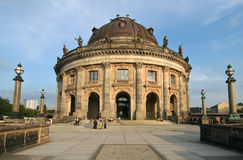 Bode Museum Berlin Royalty Free Stock Photo