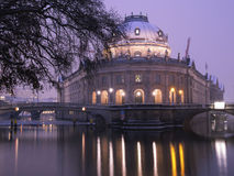Bode museum, Berlin Royalty Free Stock Photo