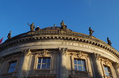 Bode museum Stock Image