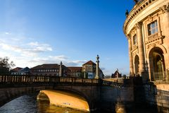 Bode-Museum (Berlin) Stock Photography