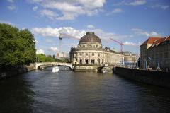 Bode Museum Berlin Royalty Free Stock Images