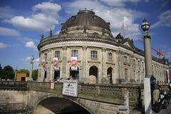 Bode Museum Berlin Stock Photography