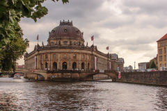 The Bode Museum - Berlin Stock Photo