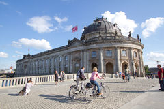 Bode museum, Berlin, Germany Royalty Free Stock Photos