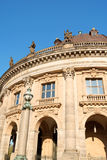 Bode Museum in Berlin, Germany Royalty Free Stock Photos