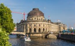 Bode Museum in Berlin, Germany Stock Photos