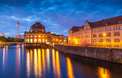 Bode Museum, Berlin, Germany Stock Image