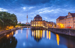Bode Museum, Berlin, Germany Royalty Free Stock Image