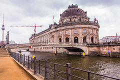 Bode Museum, Berlin Royalty Free Stock Images