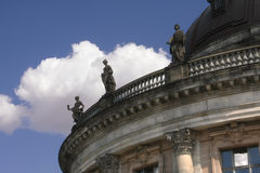 Bode Museum Close Up Stock Photos