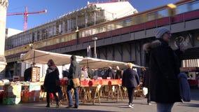 The Bode Museum Flea Market, Am Kupfergraben, Berlin, Germany