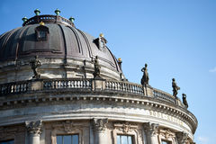 Bode museum Royalty Free Stock Image