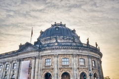 Bode Museum located on Berlin, Germany Royalty Free Stock Photo