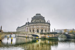 Bode Museum located on Berlin, Germany Stock Image