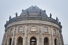 Bode Museum located on Berlin, Germany Royalty Free Stock Image