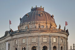 Bode Museum located on Berlin, Germany Stock Images