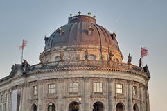 Bode Museum located on Berlin, Germany Stock Photo